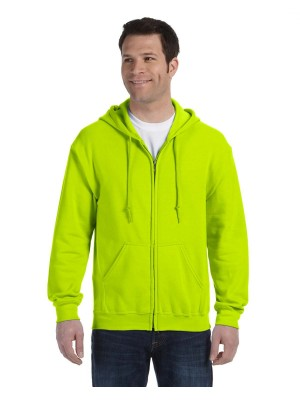 Gildan #G186 Gildan Adult Heavy Blend™ Adult 8 oz., 50/50 Full-Zip Hood